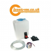 Windscreen Washer Bottle + Pump